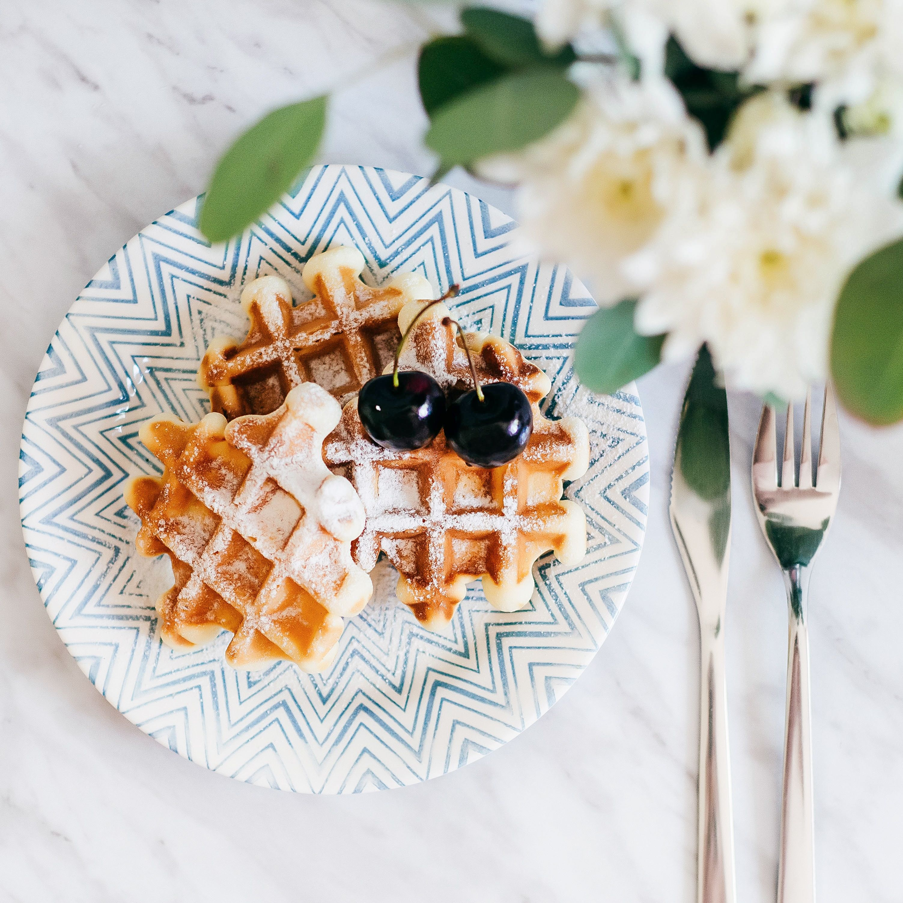 Dont you just love waffles foodaddict cheatday