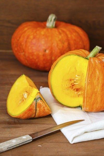 Pomarańczowy z nasion dyni żywe