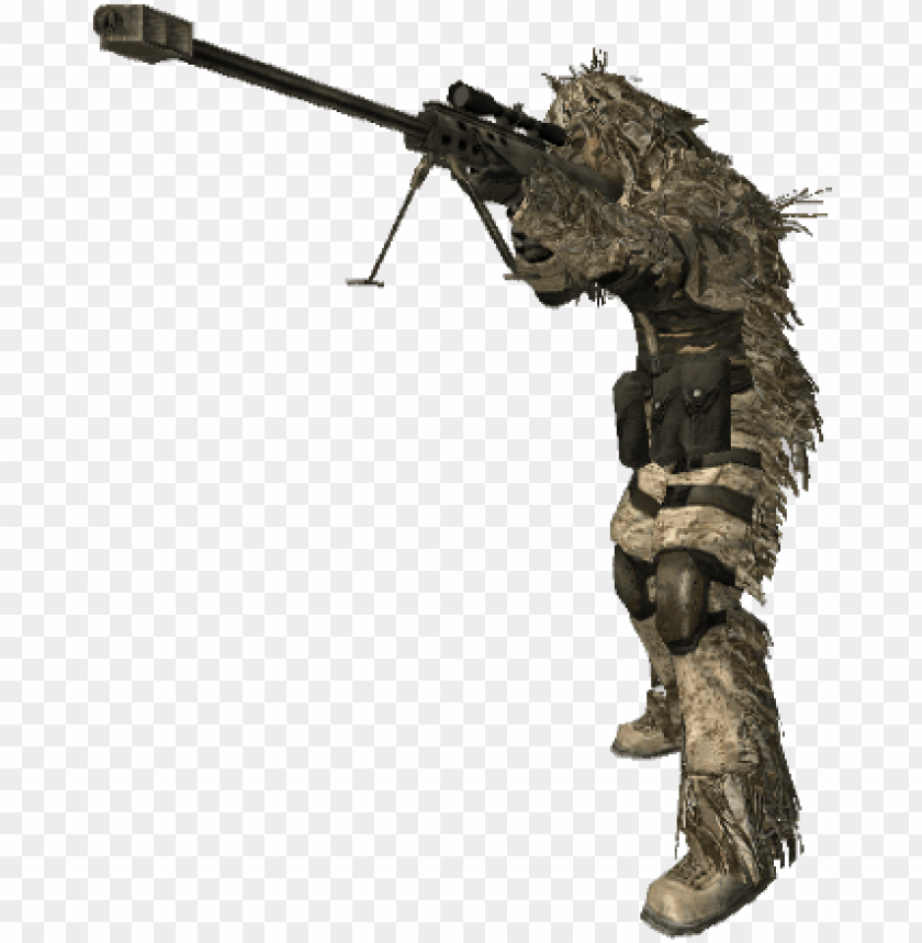 Sniper Png Call Of Duty Sniper Character Png Image With Transparent Background Png Free Png Images Sniper Call Of Duty Stock Pictures