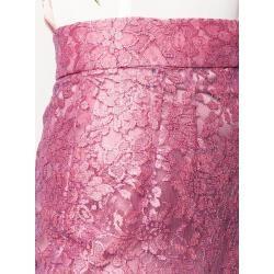Dolce & Gabbana Bleistiftrock mit Blumenmuster - Rosa Dolce & Gabbana