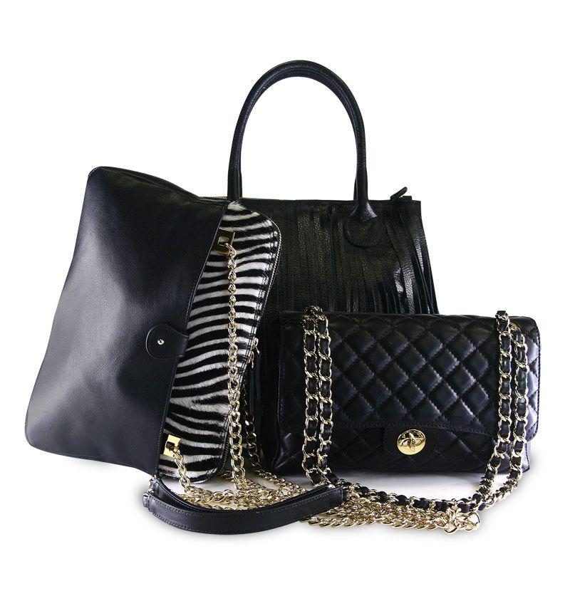 Nicoli Italian Leather Handbags