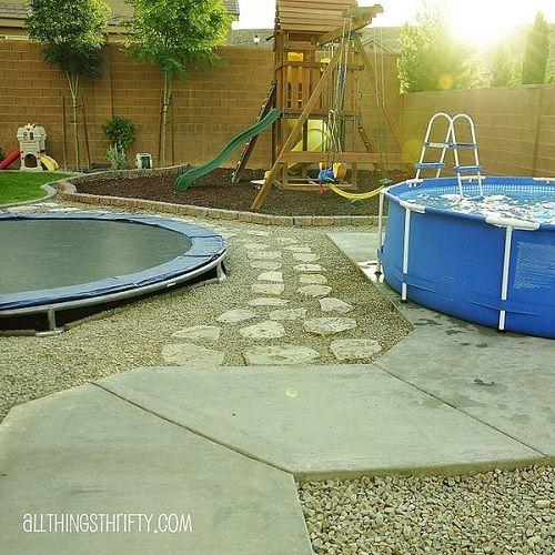 Kids Backyard Ideas keep the kids in view Dramatic Play Ideas For A Kid Friendly Backyard