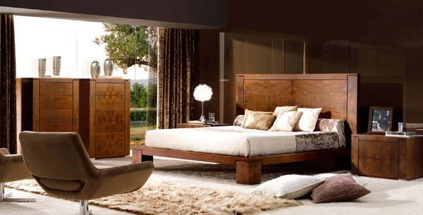 Modern Furniture Wood contemporary wooden bedroom sets ideas | interior design