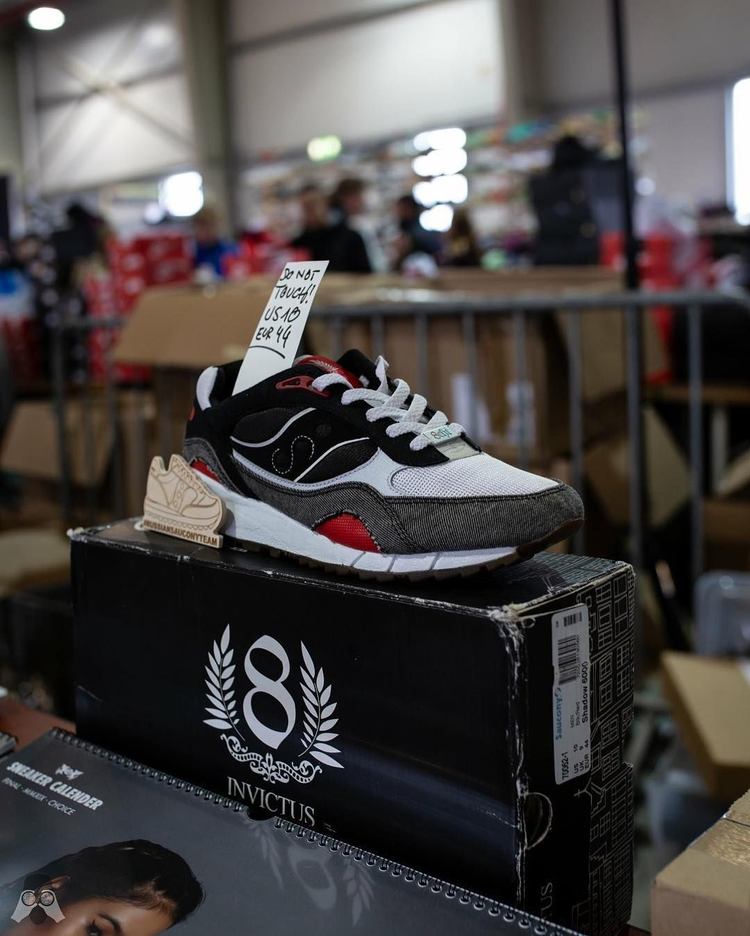 "half off 1f1eb 9eb3a 8 Amsterdam x Saucony Shadow 6000 ""Invictus"" 