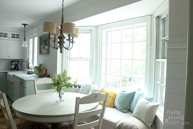 Kitchen Window Seat Ideas College Dorm Rooms Bay Window - Bay window kitchen