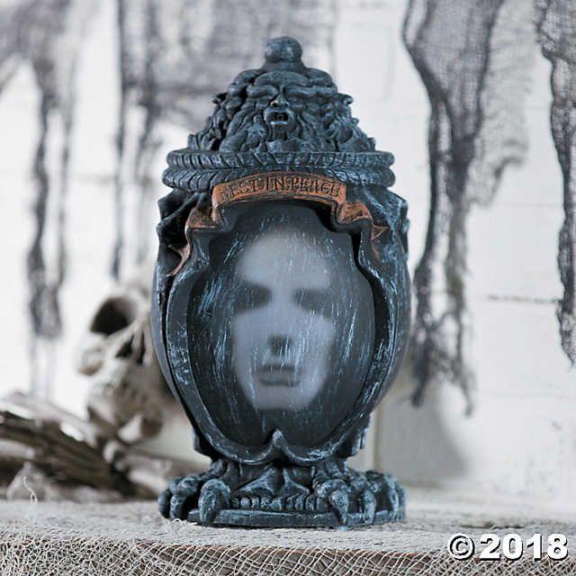 Haunted Ash Urn Halloween Decoration In 2019