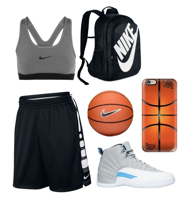 """""""Untitled #14"""" by tiya013 on Polyvore featuring NIKE and Casetify"""