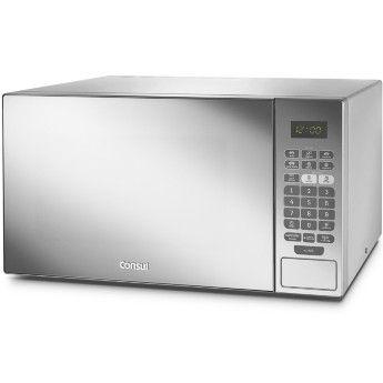 Cma30af Micro Ondas Consul Espelhado Com Grill 30 Litros