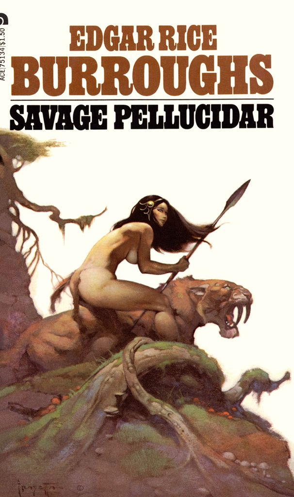 Image result for savage pellucidar pinte