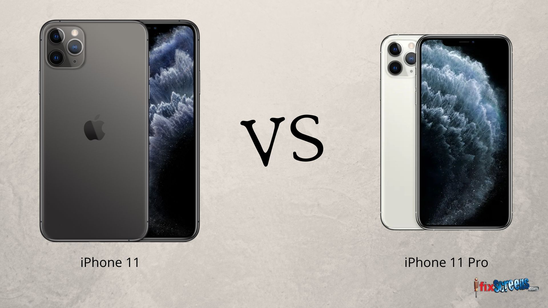 IPhone 11 Vs. IPhone 11 Pro Which One Should You Buy
