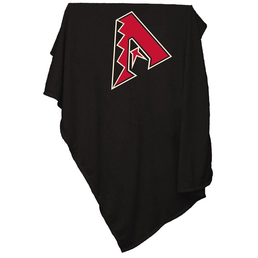 Arizona Diamondbacks MLB Sweatshirt Blanket Throw
