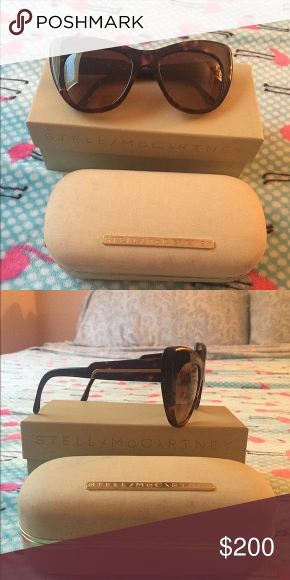 14658dd1e13f Selling this Stella McCartney cat eye sunglasses on Poshmark! My username  is  rodopi.  shopmycloset  poshmark  fashion  shopping  style  forsale   Stella ...