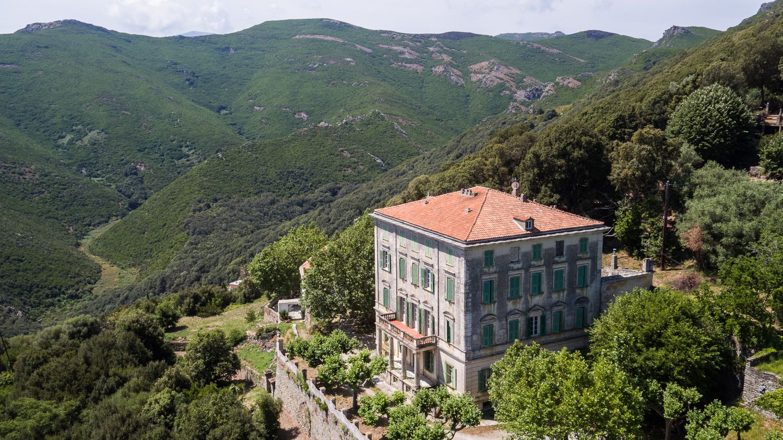 Palazzu nicrosi demeure de charme chambres d 39 hotes - Chambre d hote de charme marseille ...