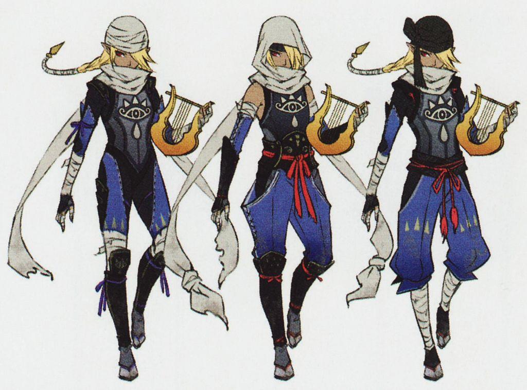 Image result for hyrule-warriors-concept-art-6