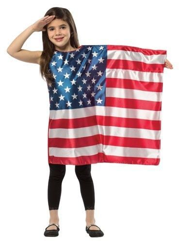 fe3578cf8c6 Girls Usa Flag Dress Red White Blue Fancy Dress July 4Th Tunic Stars Child  Kids