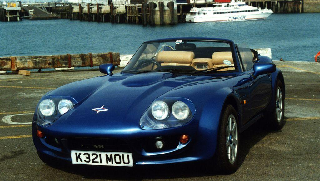 Marcos Mantara Car projects, Best car insurance, British