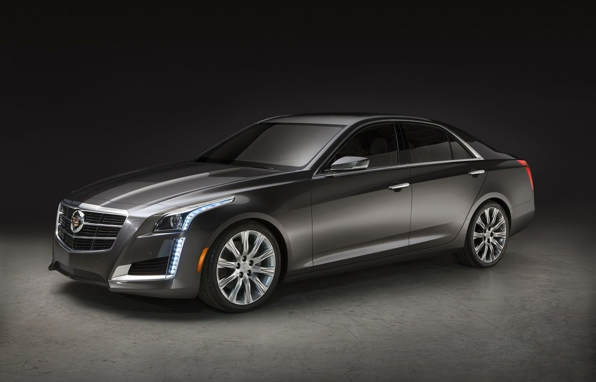 Redesigned 2017 Cadillac Cts Moves Into Midsize Luxury Sedan Territory
