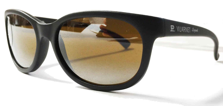 9561eb58409 Vintage vuarnet legend nos round wayfarer cateye skilynx lens matte black  sunglasses jpg 1500x710 Vuarnet cat