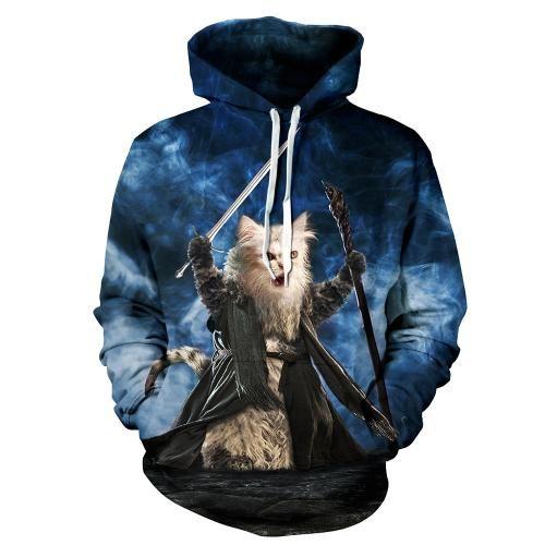 Raisevern new harajuku galaxy 3d hoodies starry sky print hooded sweatshirts unisex hoody for men women casual streetwear tops
