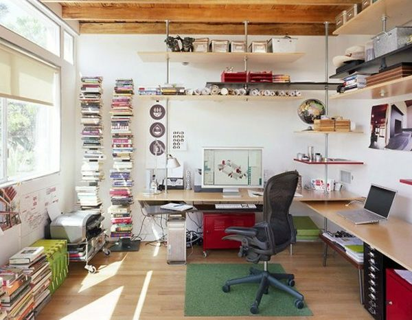 20 exciting home office ideas - Small Home Office Design