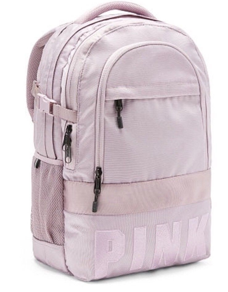 852c4cfb863 Victorias Secret PINK COLLEGIATE BACKPACK DREAMY LILAC - BRAND NEW   VictoriasSecret  Backpack