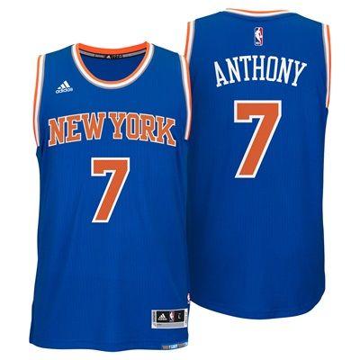 New York Knicks Road Swingman Jersey - Carmelo Anthony - Youths  New York  Knicks Road 47a93f085