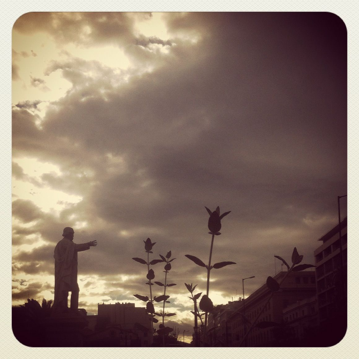 Athens, Photography, Lamp Post