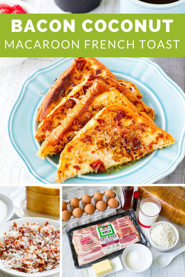Bacon coconut macaroon french toast recipe brunch recipes and keto bacon coconut macaroon french toast coconut french toastfrench toast recipesdiabetic recipesketo recipesdishes recipesrecipiesfood processor forumfinder Images