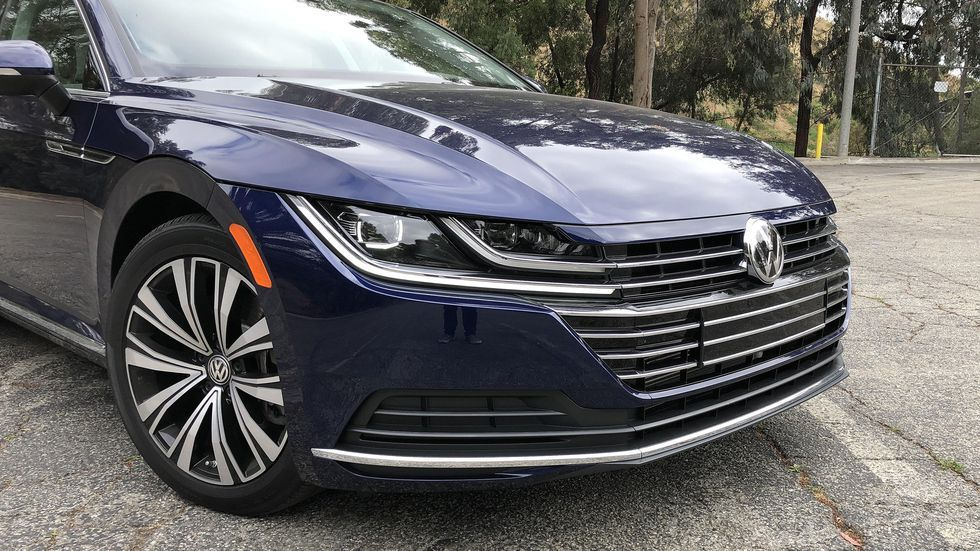 2019 Arteon Is Volkswagen S Stylish Flagship Page 8