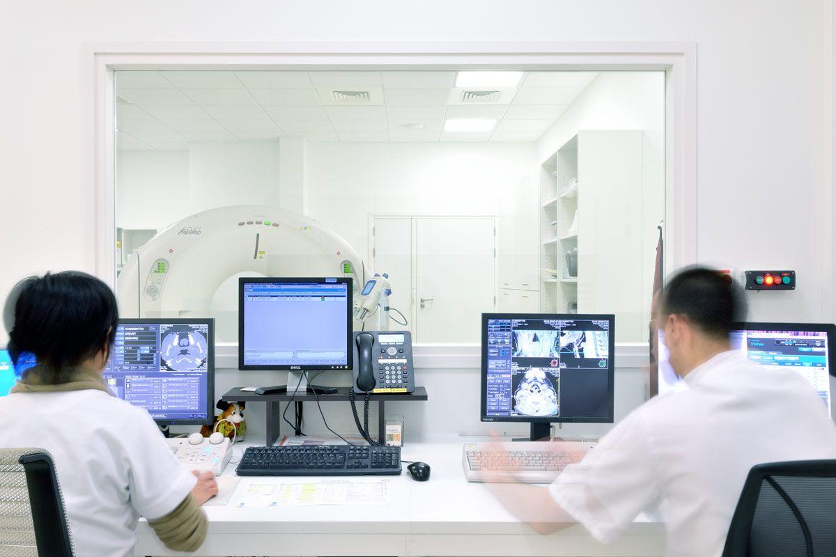 Salle d'IRM Clinique du Mail à Grenoble Plus d'infos sur