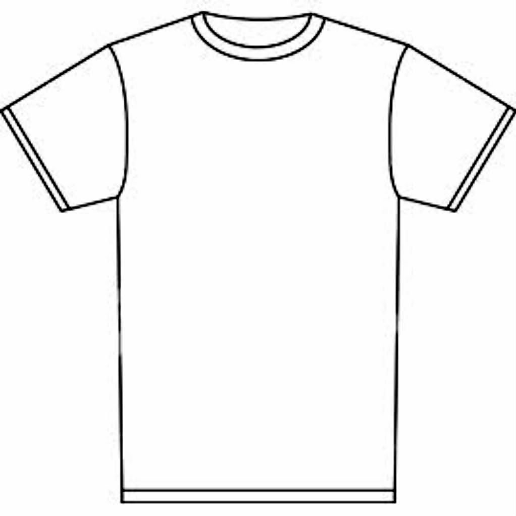 Download Free T Shirt Template Printable Download Free Clip Art Intended For Blank T Shirt Outline Template Pro T Shirt Clipart T Shirt Design Template Shirt Clipart