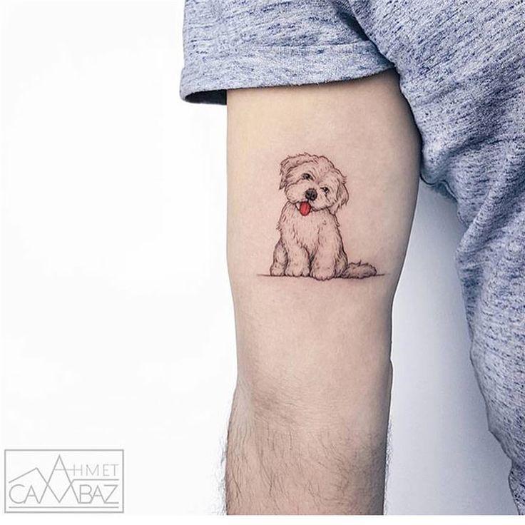 47 Mini Cute Animal Tattoos-Ideen für den Sommer 2019 #minitattoos