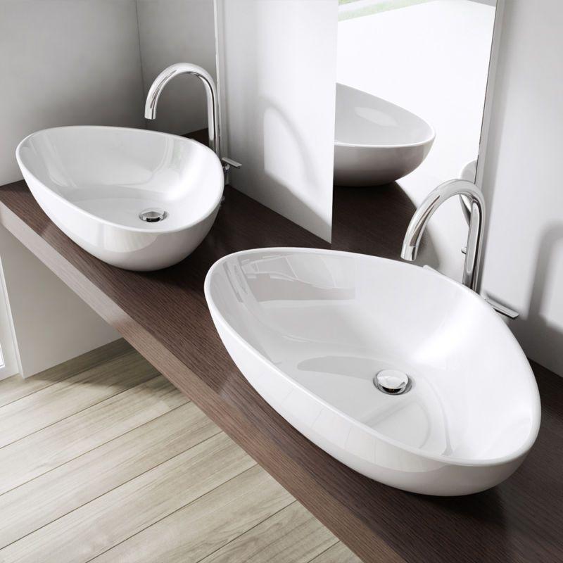 waschbecken aus keramik beautiful eridanus serie rufus aufsatz waschbecken keramik waschtisch. Black Bedroom Furniture Sets. Home Design Ideas