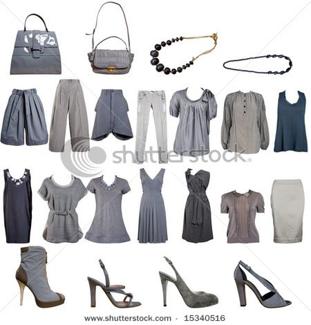 Anything gray/grey