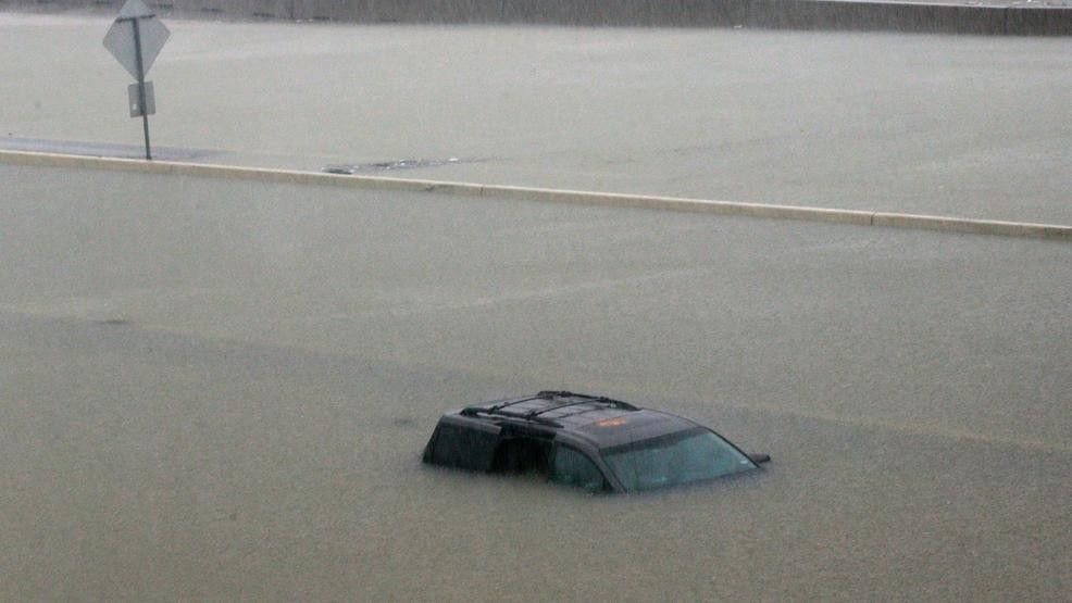 Water 'is swallowing us up' Catastrophic floods hit