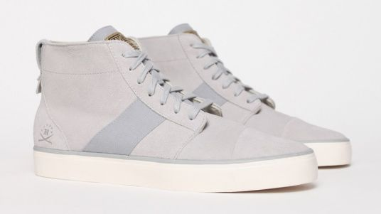 adidas Ransom Army Trainer Mid Grey | Shoes | Sneakers