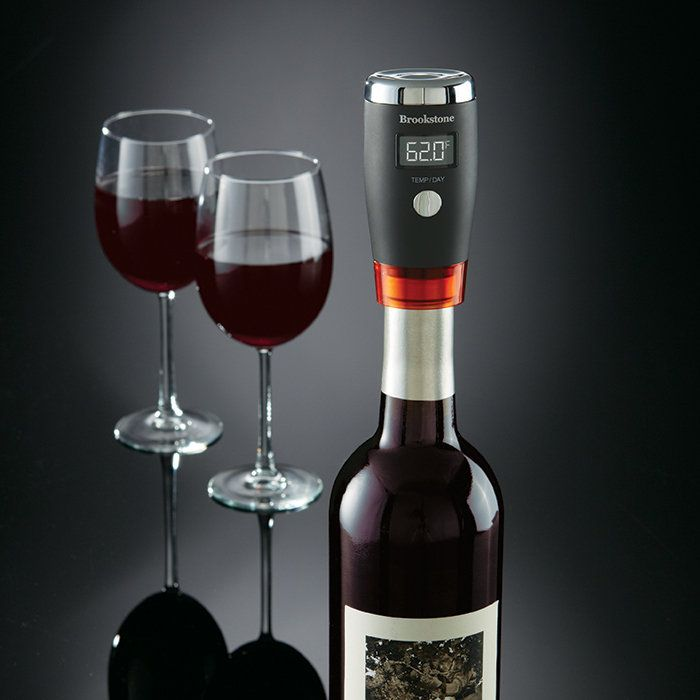 Automatic Wine Preserver For Brookstone By Elliot Cohen Wine Preserver Wine