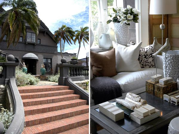 Cecile Boyd S Cape Town Trade Showroom Lanalou Style African Interior Design Luxury Homes Interior Home
