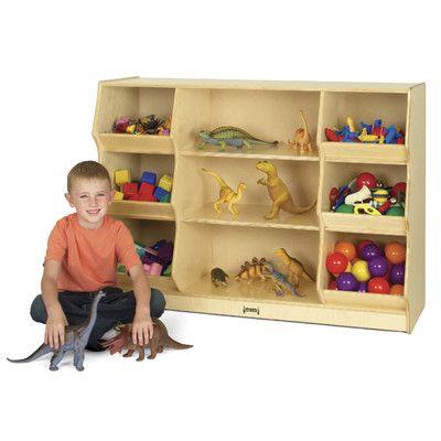 Jonti Craft 9 Compartment Cubby In 2020 Storage Bins Open Storage Storage