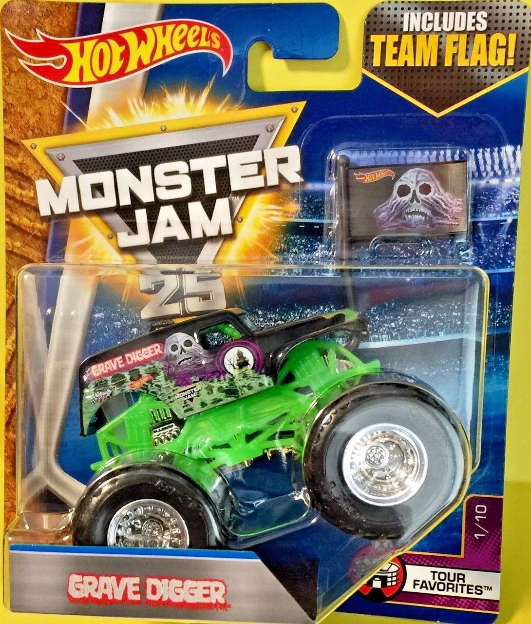 List Of 2017 Hot Wheels Monster Jam Trucks In 2020 Monster Jam Monster Jam Toys Hot Wheels