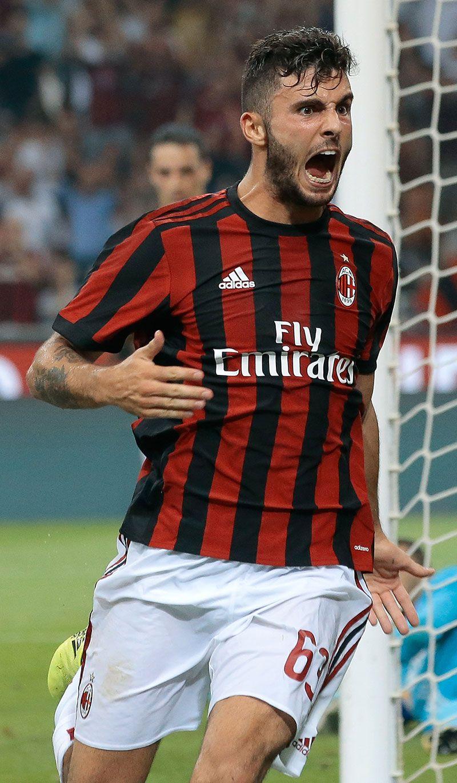 Camiseta AC Milan PATRICK CUTRONE