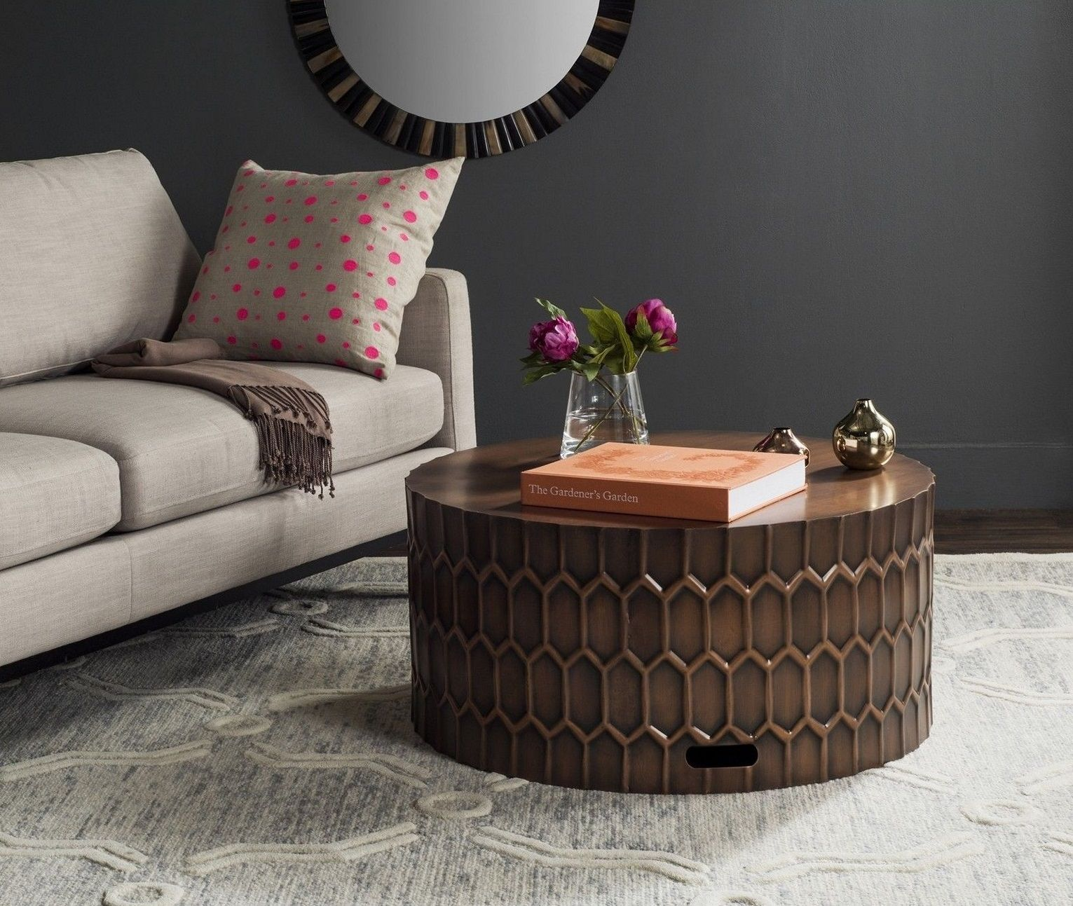 5 Ideas For A Do It Yourself Coffee Table Let S Do It Coffee  # Modele Table Tele En Fer Forge