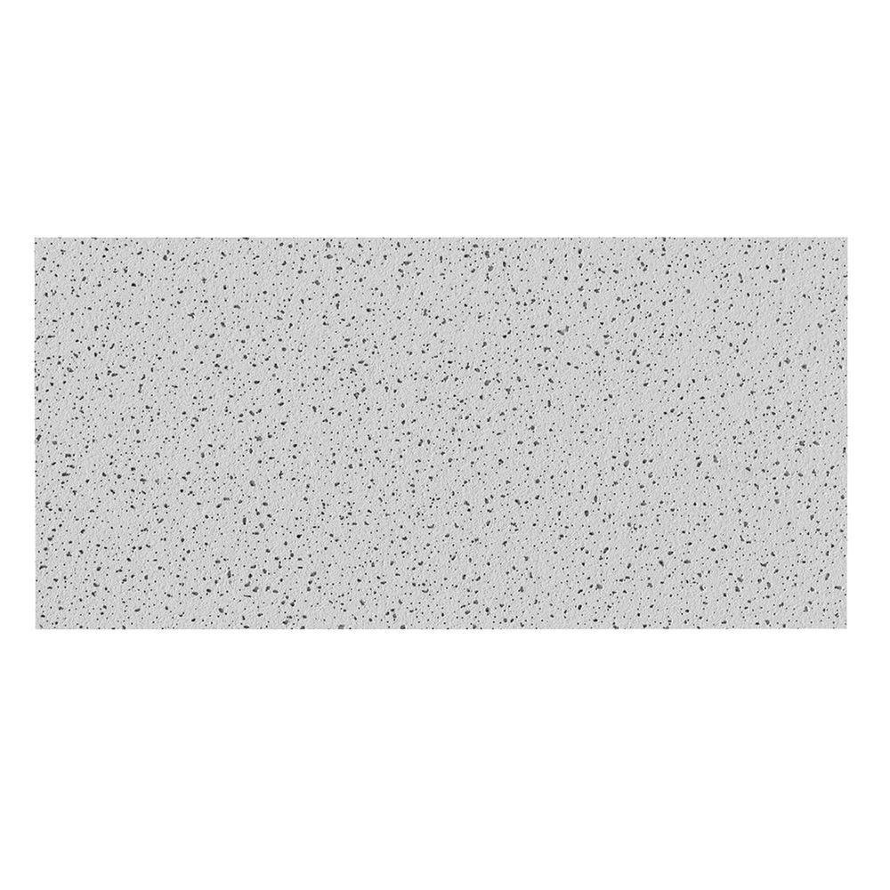 Usg Ceilings 2 Ft X 4 Ft Radar Lay In Ceiling Panel 8 Pack R2310 The Home Depot Acoustic Ceiling Tiles Ceiling Panels Ceiling Tiles