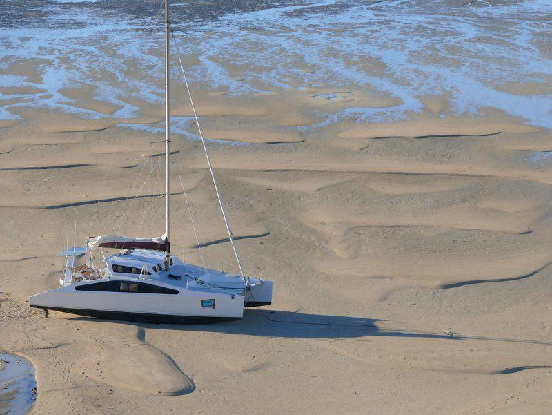 Really shallow draft | catamaran | Sailing catamaran, Boat, Yacht boat