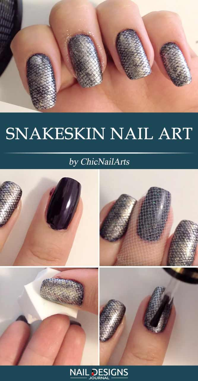 Quick Guide to 15 Stylish Yet Simple   Simple nail designs, Fancy ...