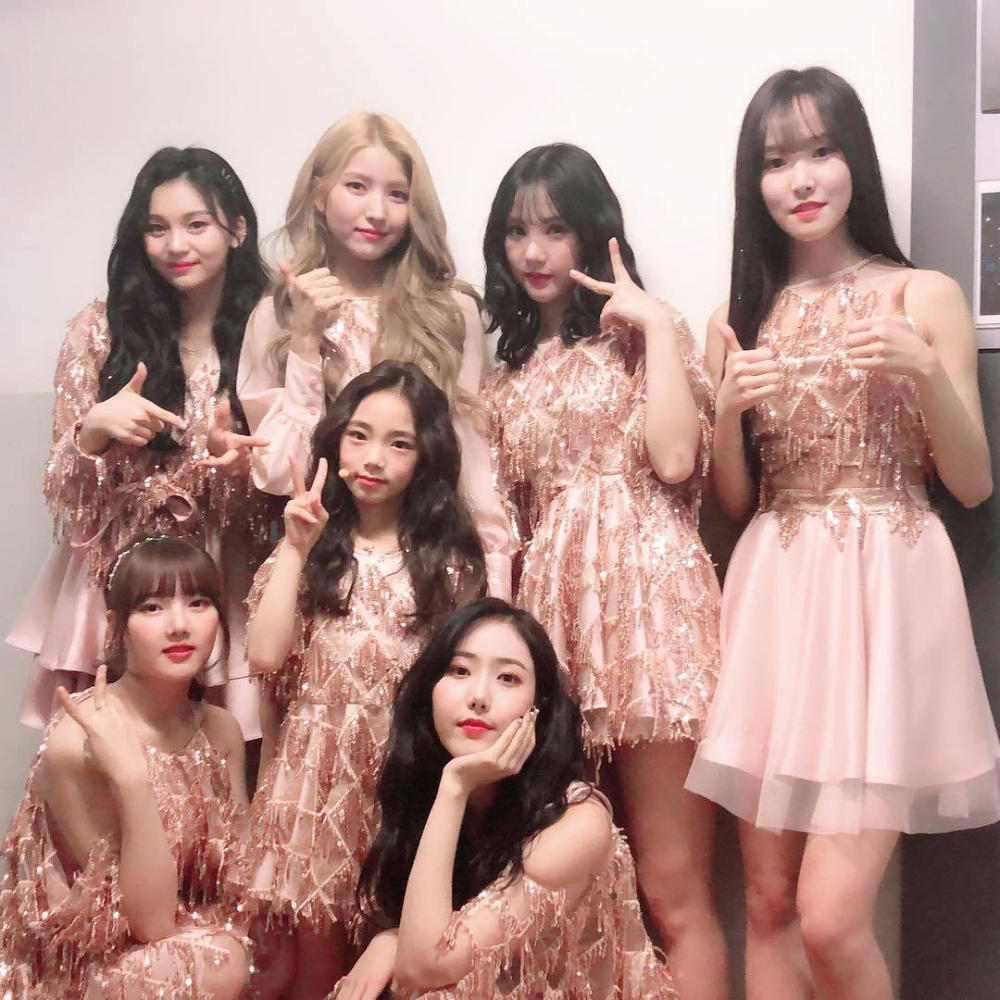 Gfriend  uploaded by Marry :3 on We Heart It