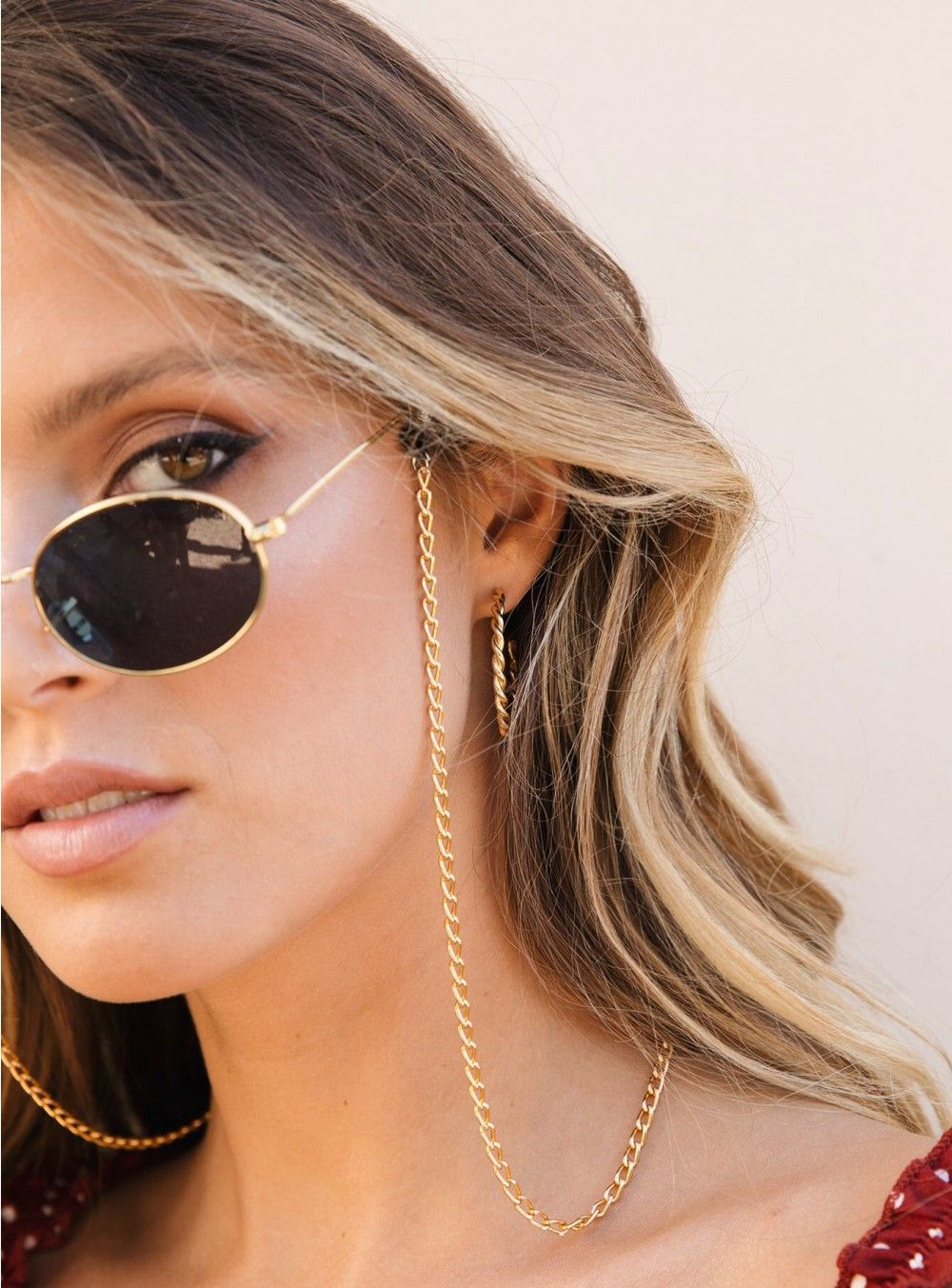 In Sunglasses Chain 2019 Badamp; Boujee GoldJewelry Accessories rxshQdtC