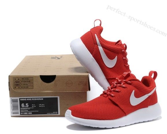 red nike shoes for cheap