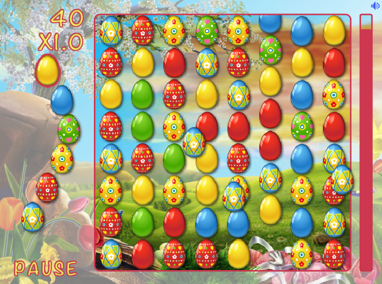 Easter Eggs Puzzle Free games, Easter games