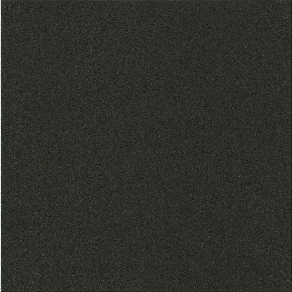 Armstrong 12 In X 12 In Black Gloss Vinyl Tile 45 Sq Ft Case 26205061 The Home Depot Upholstery Fabric Peel And Stick Vinyl Fabric